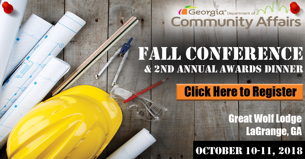 Fall Conference and 2nd Annual Awards Dinner