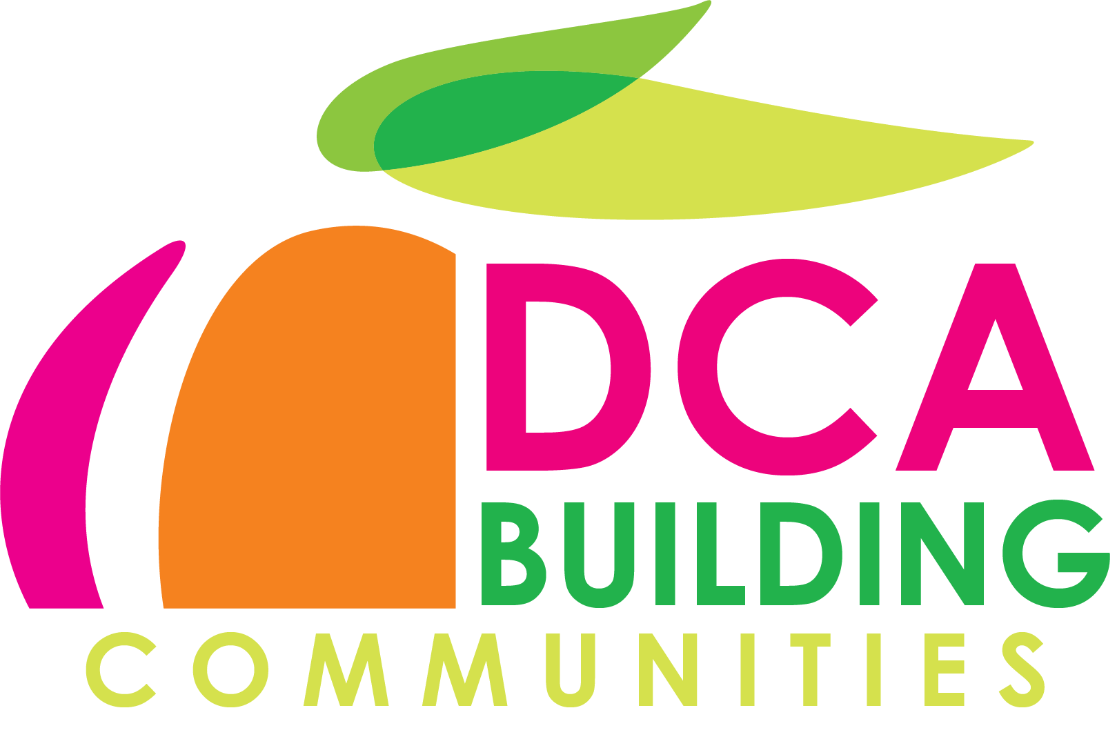 DCA Building Communities - Newsletter Signup